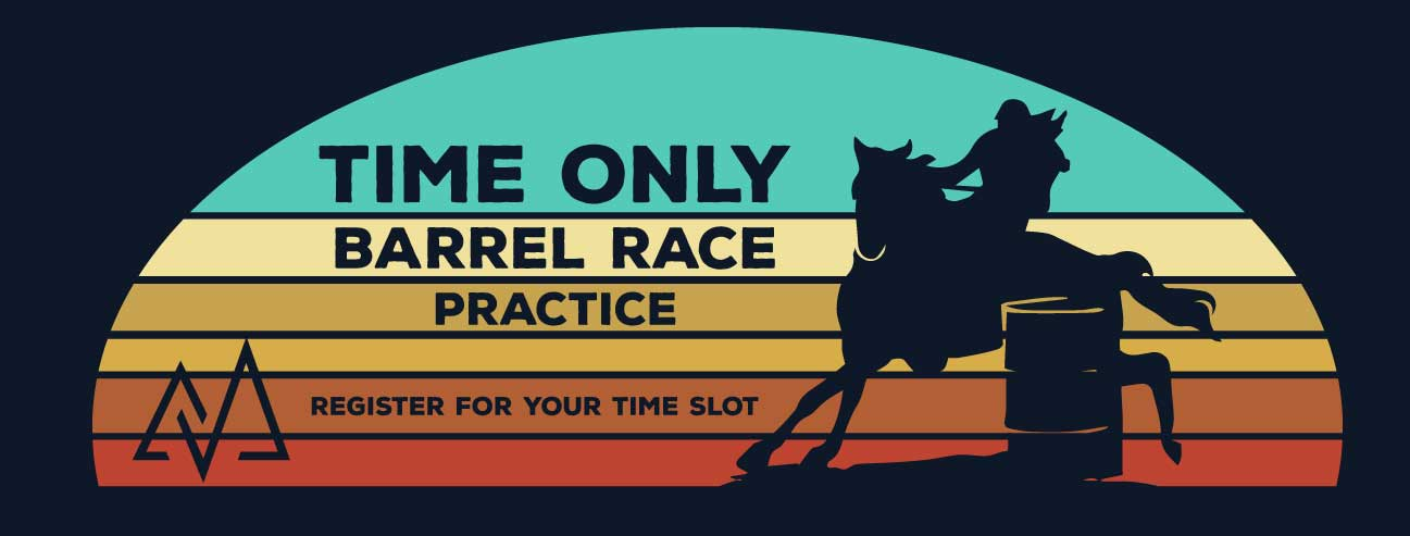 Barrel Race Time Only Night 8/4/20 Event